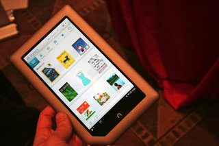 nook tablet pictures and hands on image 5