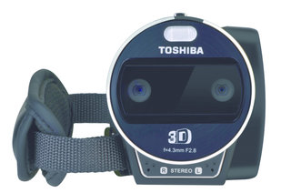 Toshiba Camileo Z100 full HD 3D camcorder announced