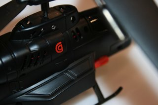 Griffin Helo TC Assault fires in for Android and iOS (pictures)