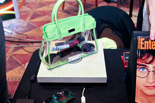 eCoupled wireless power can charge your phone via a handbag