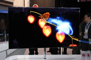 samsung 55 inch super oled tv pictures and hands on image 5