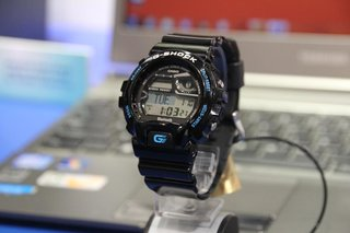 casio g shock gb 6900 bluetooth watch pictures and hands on image 2
