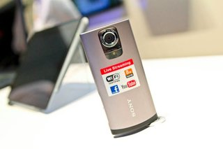 Sony Bloggie Live pictures and hands-on