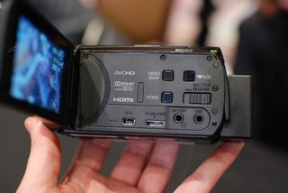 canon legria hfm52 camcorder pictures and hands on image 8