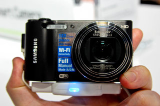 Samsung WB150F pictures and hands-on image 5