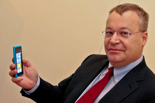 Nokia CEO, Stephen Elop, talks the competition and the future