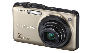 Casio EX-ZR15 snaps in rapid fire