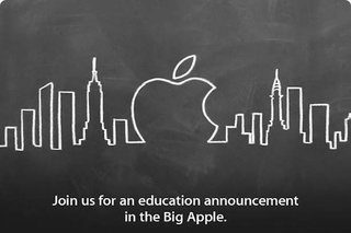 Apple education announcement on 19 January