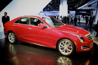 Cadillac ATS pictures and hands-on