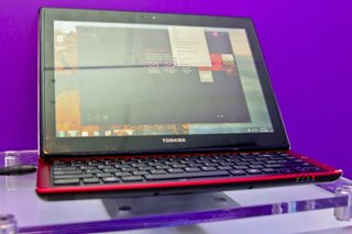 Toshiba Portege M930 slider laptop caught ahead of release