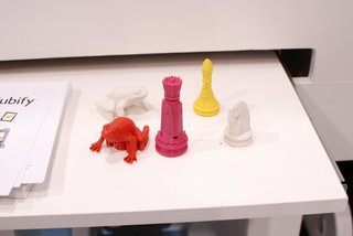 cubify 3d home printer pictures and hands on image 6