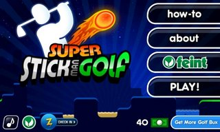 APP OF THE DAY: Super Stickman Golf review (Android & iOS)