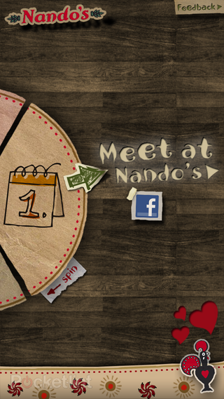 app of the day nando s review iphone android  image 3