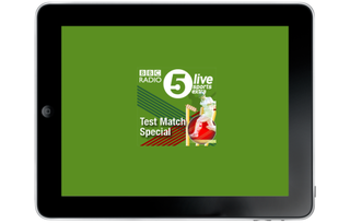 iPad and Skype come to BBC Cricket Test Match Special's rescue