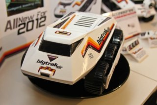 BigTrak XTR pictures and hands-on