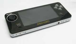 Leaked Neo Geo portable games console looks more than a little iPhone-esque
