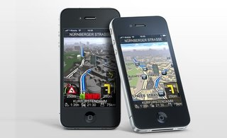 Bosch Navigation iPhone app takes on the bend