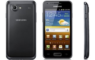 Samsung Galaxy S Advance hits officialdom