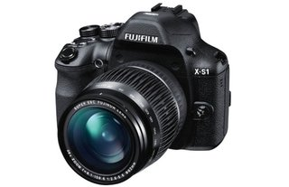 Fujifilm X-S1 now available in the UK