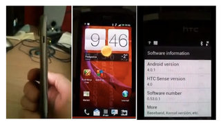 HTC Ville shows its Android 4, Sense 4 face (video)