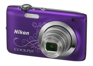 Nikon adds cheap and cheerful S2600, L25 and L26 cameras to Coolpix range