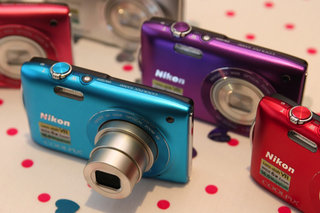 Nikon Coolpix S2600, S3300, S4300 pictures and hands-on