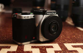 Pentax K-01 pictures and hands-on
