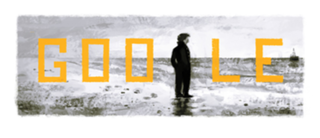 Google Doodle waves in for François Truffaut