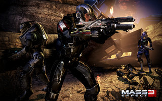 Mass Effect 3 hands-on