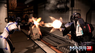 mass effect 3 hands on  image 4