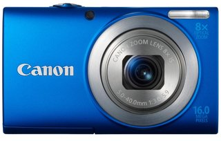 Canon PowerShot A series announced for entry-level fun