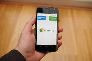 google chrome for android pictures video and hands on image 1