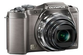 Olympus SZ-31MR sails the compact superzoom flagship