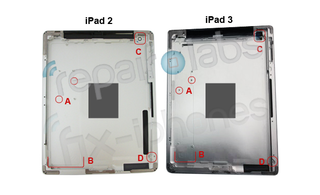 iPad 3 leaked pictures suggest improved battery and better camera