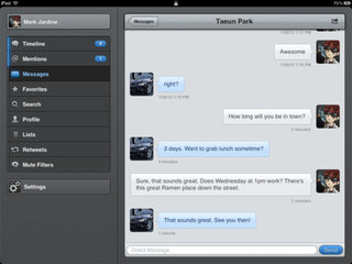 app of the day tweetbot review ipad  image 2
