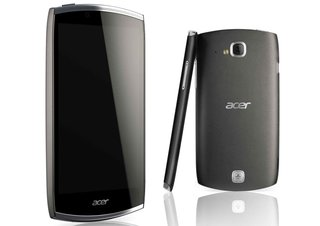 Acer CloudMobile Ice Cream Sandwich smartphone set for MWC launch