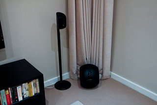 bowers wilkins mt 60d mini theatre system pictures and hands on image 11