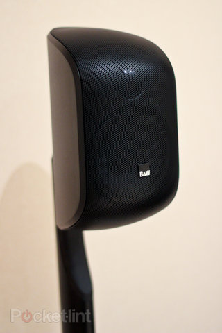 bowers wilkins mt 60d mini theatre system pictures and hands on image 4