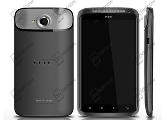 HTC Endeavor specs appear in leaked ROM