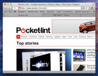 Safari to follow Chrome with unified search bar in Mountain Lion