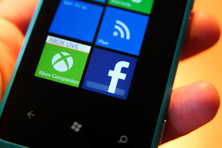 facebook for windows phone 7 update pictures and hands on image 1