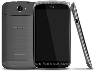 HTC One X and One S: The new names for Endeavor and Ville?