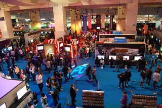 Virgin Media targets hardcore gamers with Eurogamer Expo 2012 tie-in