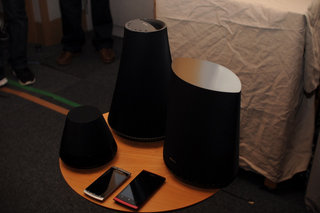 Sony multi-room audio systems pictures and hands-on