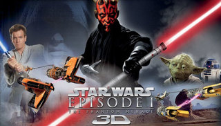 Star Wars 3D Blu-ray coming spring