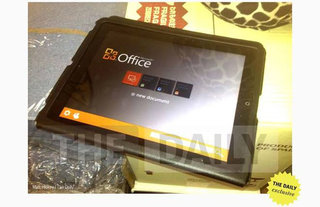 Microsoft Office for iPad nearing launch