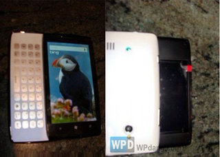 Is this Sony's first Windows Phone 7 handset?
