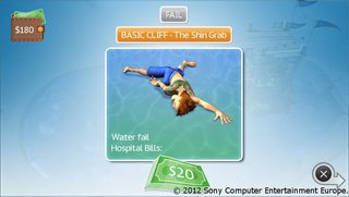 app of the day cliff diving review ps vita  image 11