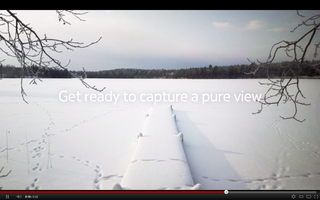 Nokia: Get ready to capture a pure view