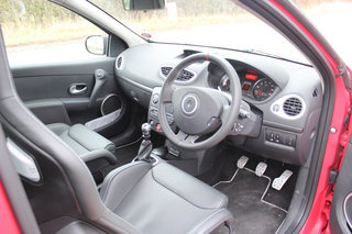 renaultsport clio 200 raider pictures and hands on image 11